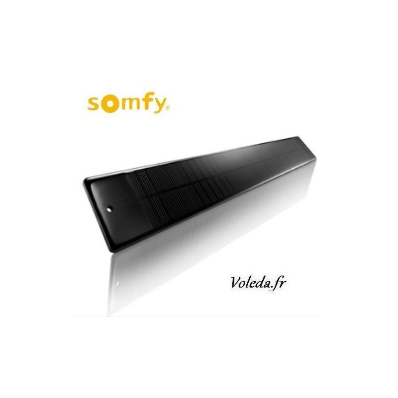 Panneau solaire Somfy Oximo Wirefree - Volet roulant