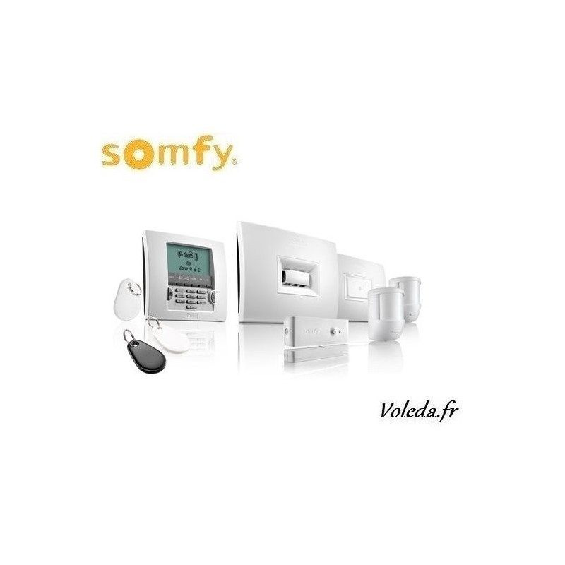 Somfy Protexial Pack Pro Connect - avec IP - personnalisable