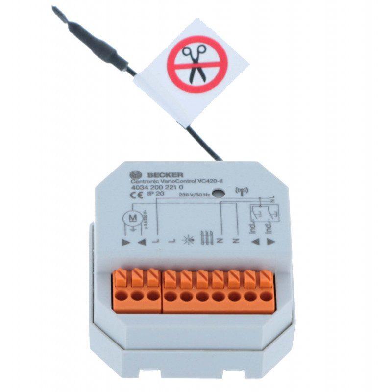 Micro recepteur Becker VarioControl VC420-II