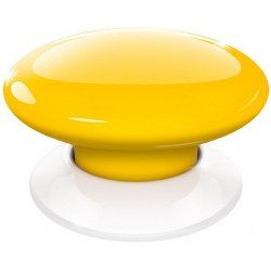 Fibaro the button - Emetteur Homekit - Jaune