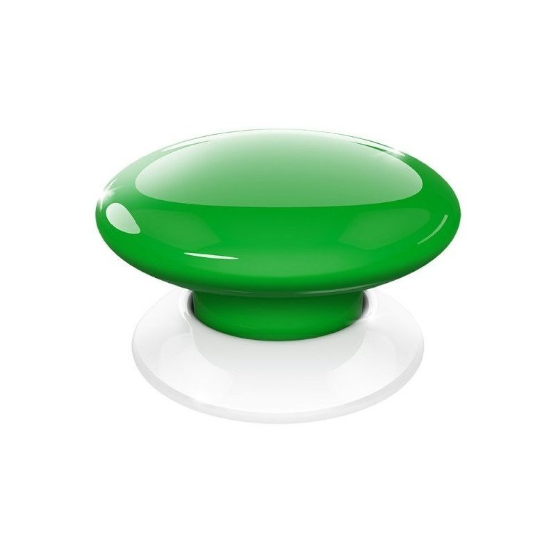 Fibaro the button - Emetteur Homekit - Vert