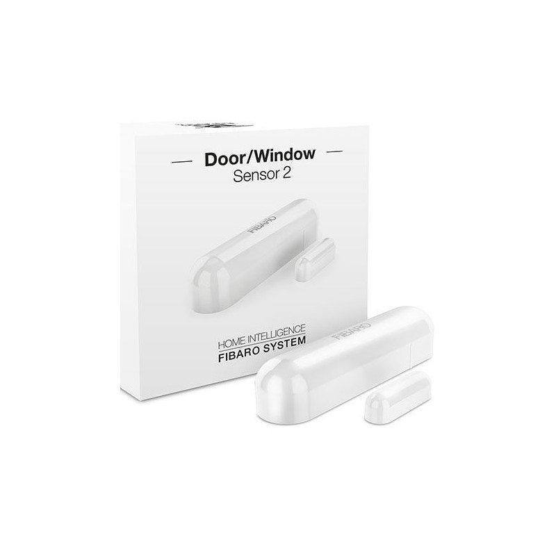 Fibaro door window sensor 2 - Detecteur d'ouverture Homekit - Blanc