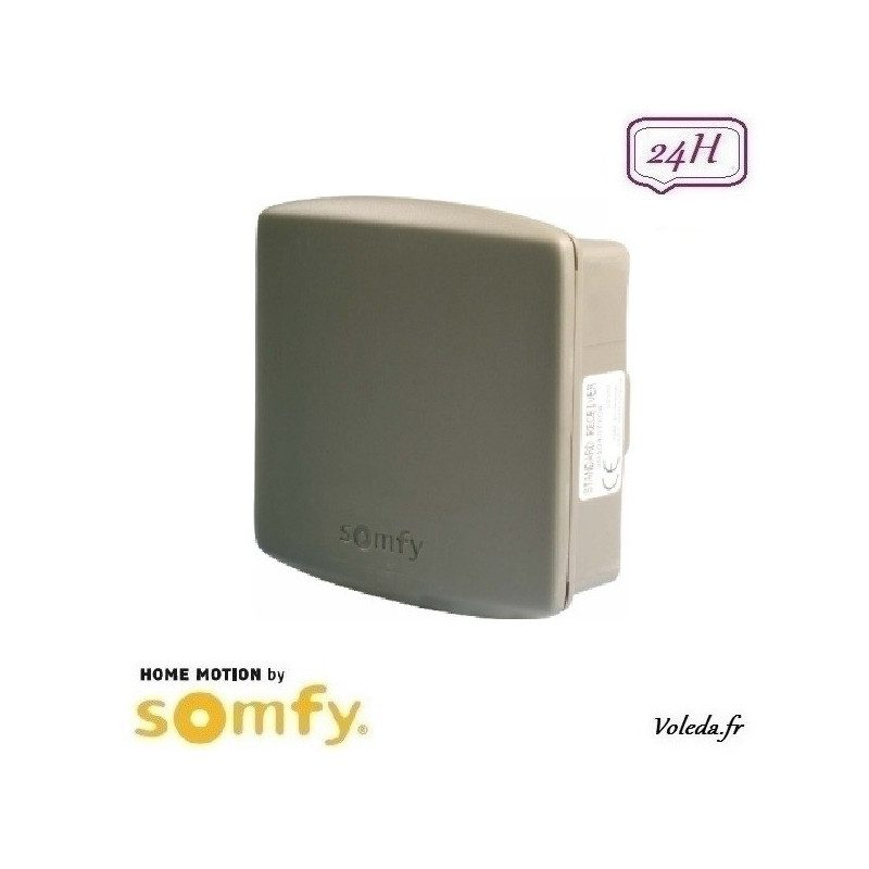 Recepteur Somfy Rts - Standard