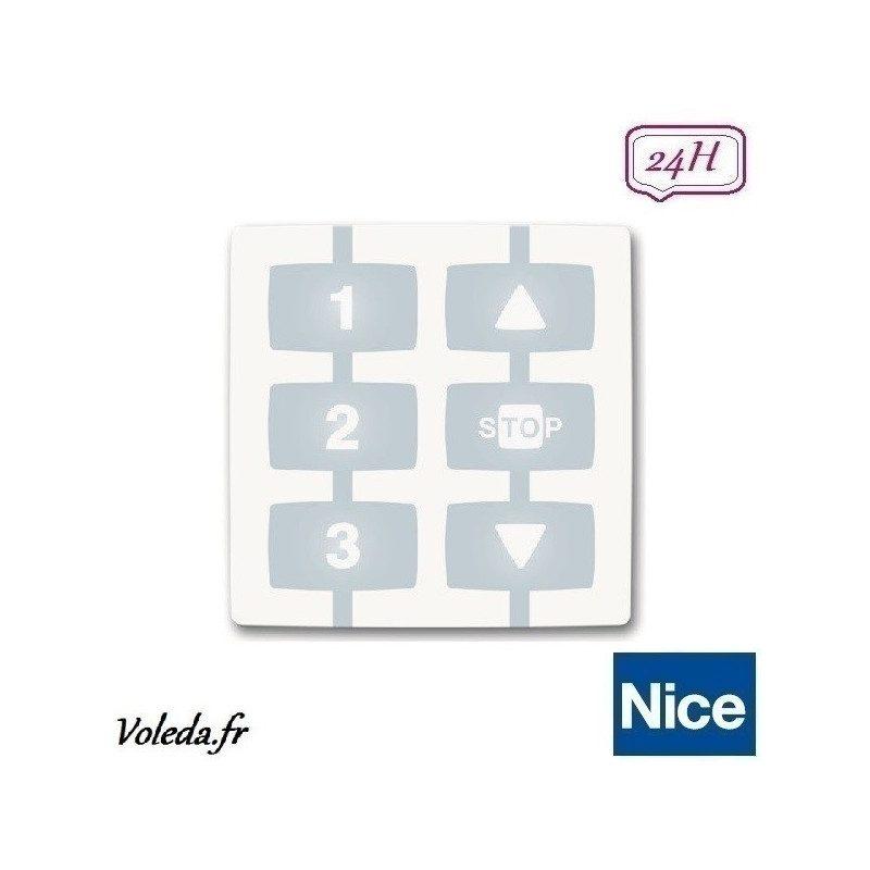 Emetteur NiceWay 3+1 canaux hybride