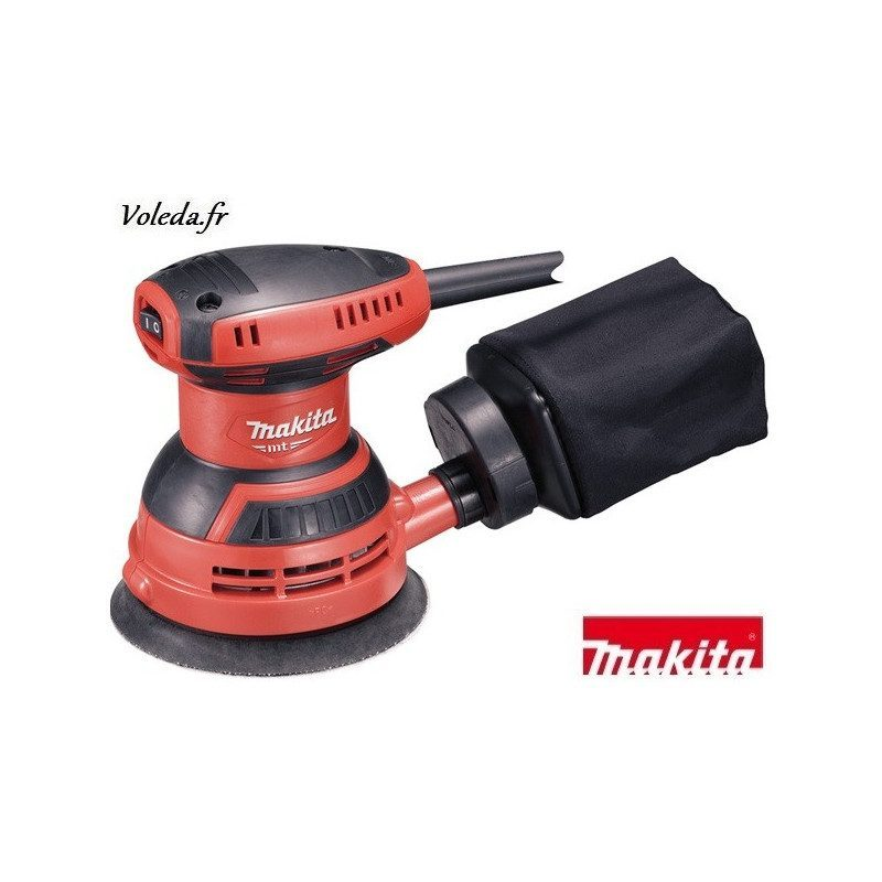 Ponceuse excentrique Makita 240 W - Makita M9204