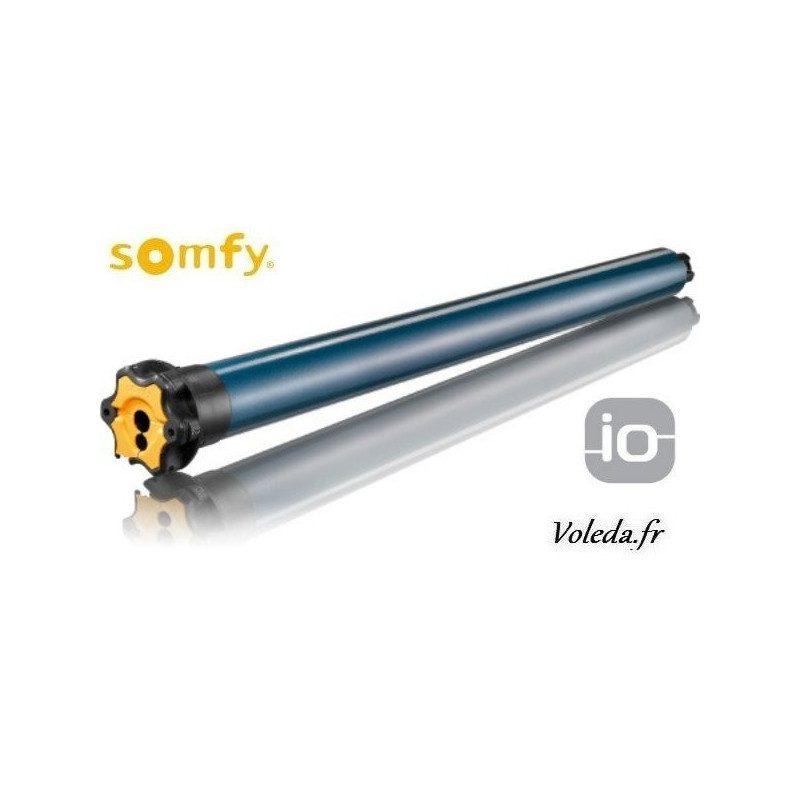 Moteur Somfy Maestria 50 io 6/32 - cable VVF - tête étoilée