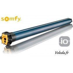Moteur Somfy Sunea screen 50 io 10/32 - tête étoilée