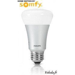 Ampoule couleur Philips Hue Somfy 1822505 - Eclairage connecté