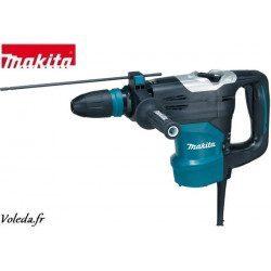 Perforateur burineur Makita SDS-Max 1100 W - Makita HR4003C