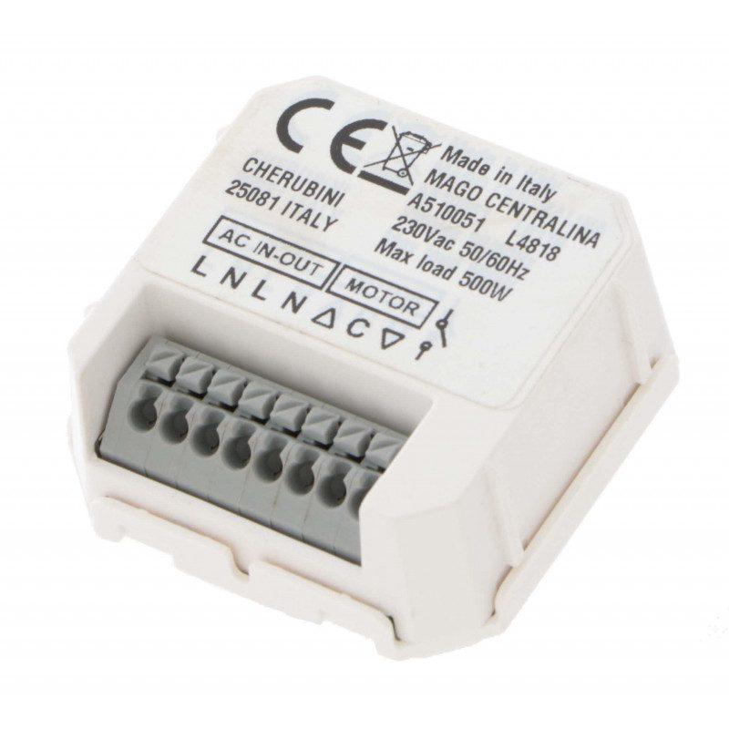 Recepteur Cherubini MAGO Bluetooth volet roulant et store