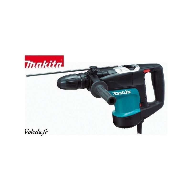 Perforateur burineur Makita SDS-Max 1100 W - Makita HR4001C