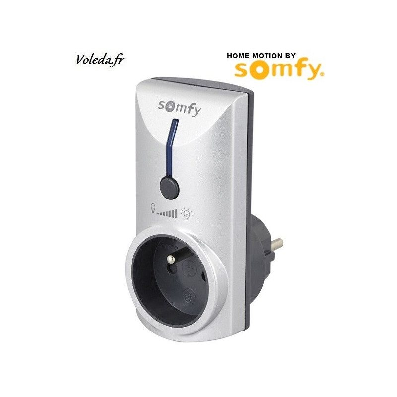 Prise telecommandee Somfy RTS - Variateur