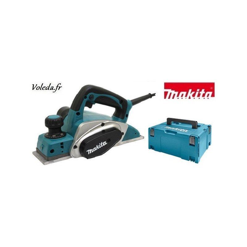Rabot Makita 620 W - Makita KP0800J