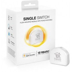 Fibaro Single Switch 2 - Interrupteur ON OFF - Homekit