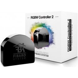 Fibaro RGBW Controller - Zwave Plus