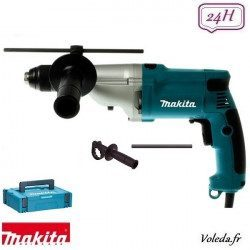 Perceuse à percussion Makita 720 W - Makita HP2051FHJ