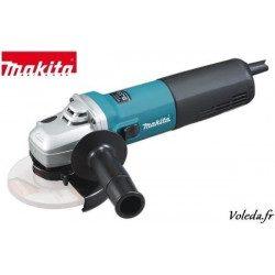 Meuleuse disqueuse Makita 1400 W 125 mm - 9565CR