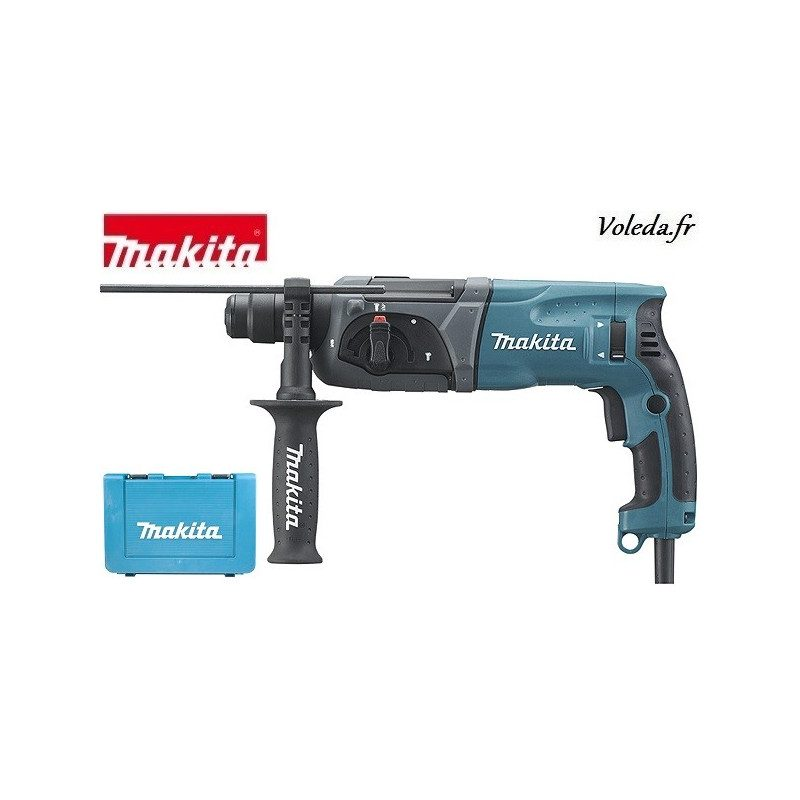 Perforateur burineur Makita SDS-Plus 780W - Makita HR2470