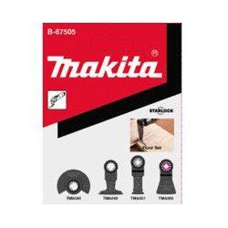 Jeu de 4 lame Makita B-67505