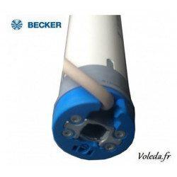 Moteur volet roulant piscine Becker - XL200 M06 - 24V CC