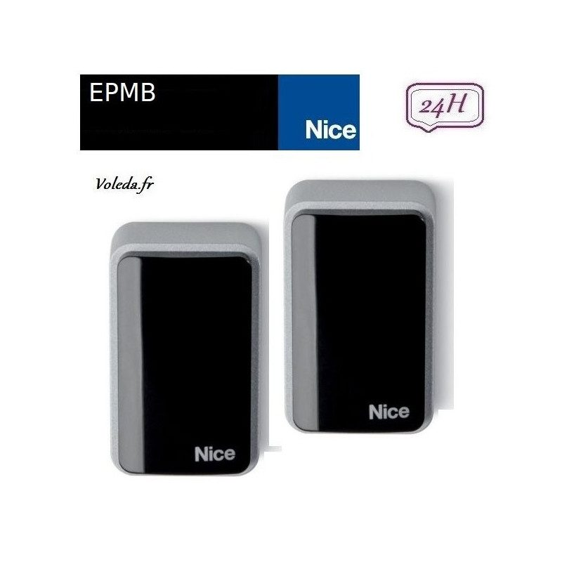 Photocellules Nice EPMB - Portail