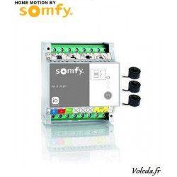 Capteur de consommation electrique Somfy - Maison connectée