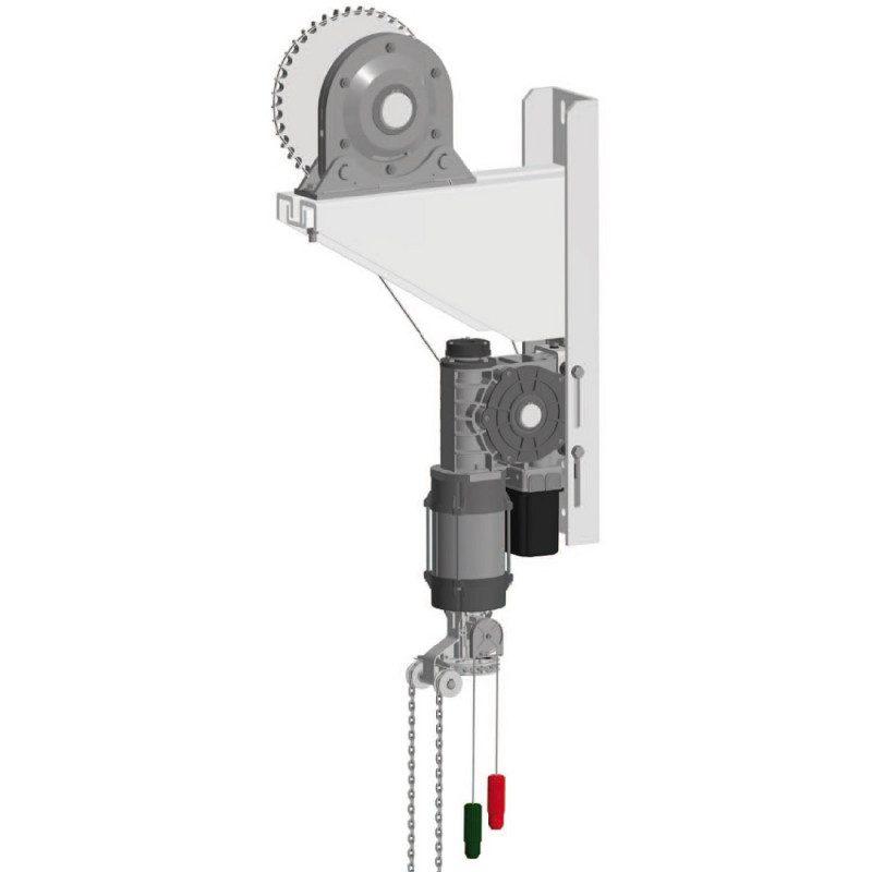Moteur Gaposa LC Sidone Ktc 1500 newtons - Portes industrielles