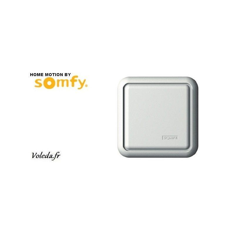 Interface serrure io Somfy - Maison connectée