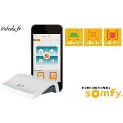 Connexoon Somfy 1811465 - Box connectée Somfy