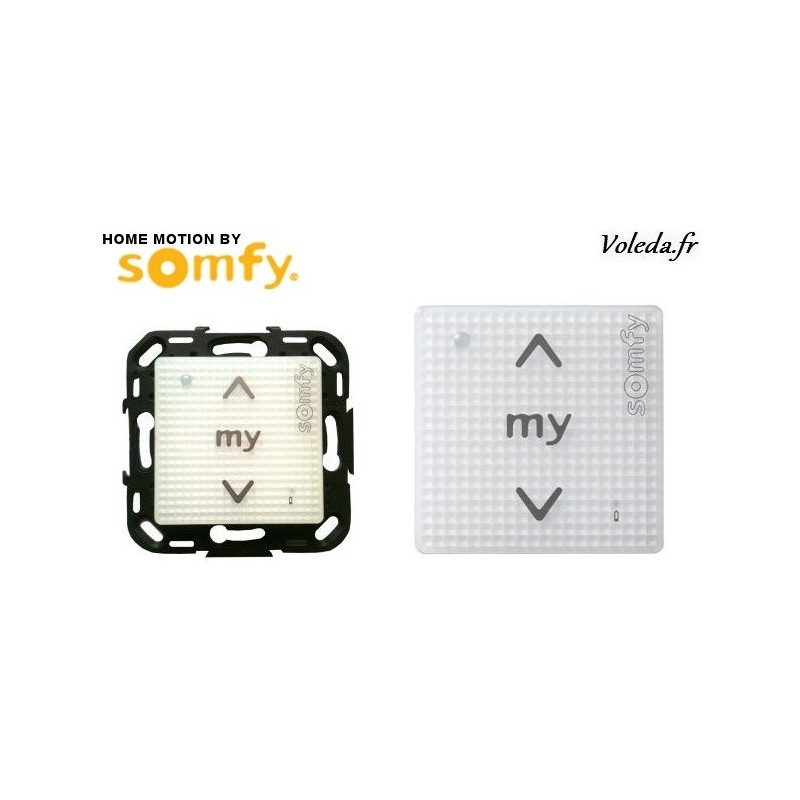 Module Smoove io 1811003 Somfy - Blanc