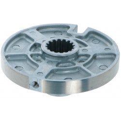 Jeu d'adaptation Simu Ø 124 mm pour moteur T8 et T9