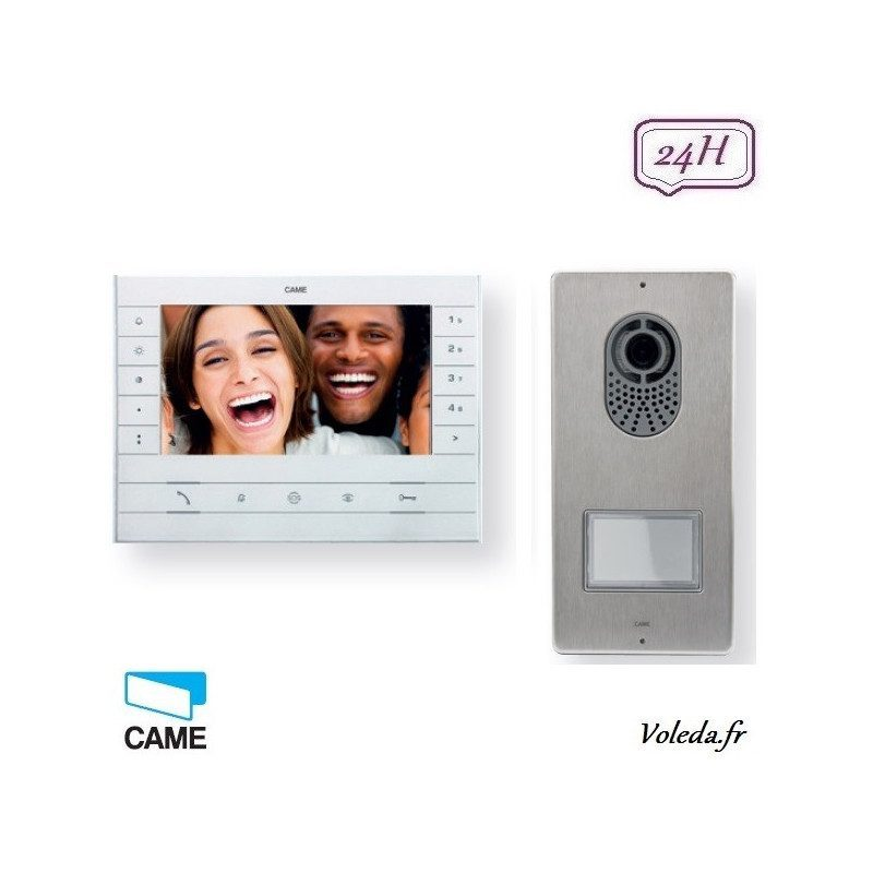 Visiophone Came Luxo - Portier vidéo