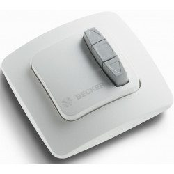 Interrupteur filaire Becker Easy Control EC52