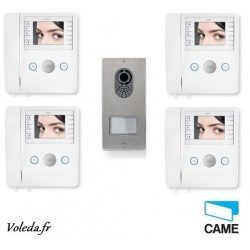 Visiophone  pour 4 logements Came Eary