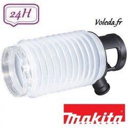 Système aspiration poussière Makita 122915-2 DustCup