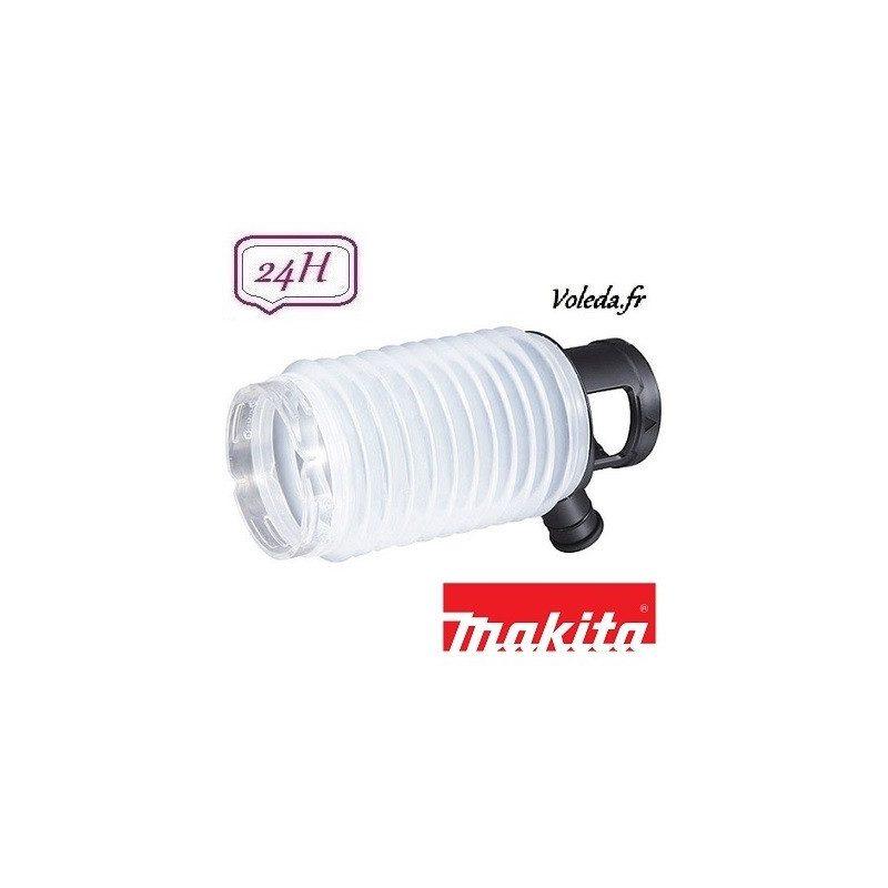 Système aspiration poussière Makita 122879-0 DustCup