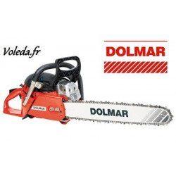 Tronçonneuse Dolmar Pro 2 temps 78.5 cm3 50 cm PS7910-50