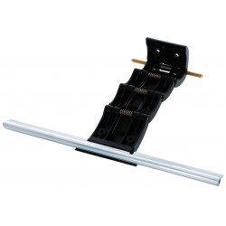 Verrou -  securite - Blocksur -  tablier volet roulant - 4 maillons-  lame 14 mm - ZF H820 - coté
