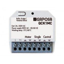 Relais mecanique Gaposa - QCK1MC - Systeme de commande