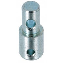 Adaptation sortie de caisson - Tube 12 mm pour genouillère 13 mm