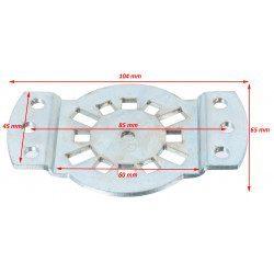 Support moteur Simu-Somfy Dmi5-Csi Orientable