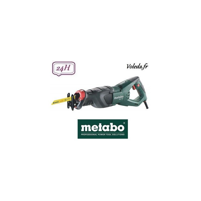 Scie sabre Metabo SSE 1100