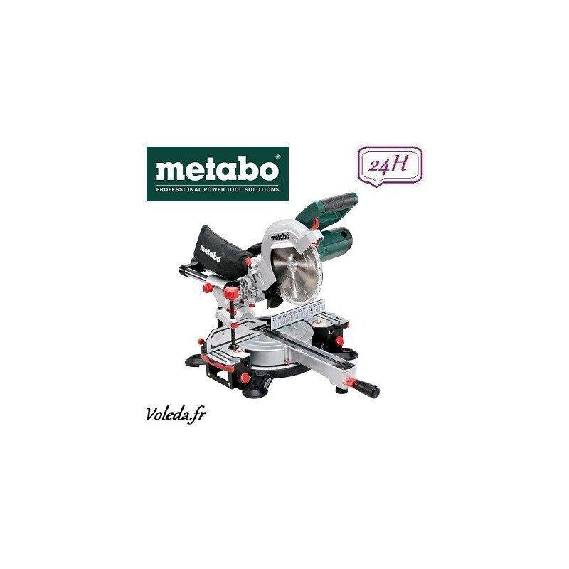 Scie à onglets Metabo KGSV 216 M
