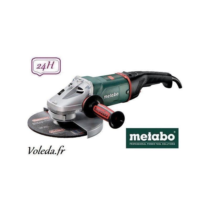 Meuleuse disqueuse Metabo W 24-230 MVT