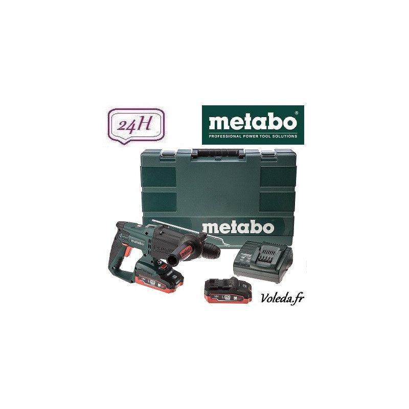 Perforateur burineur Metabo KHA 18 LTX