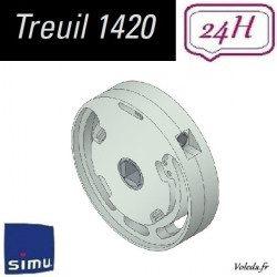Treuil 1420 Simu 1/7 C06-C10 - AFC