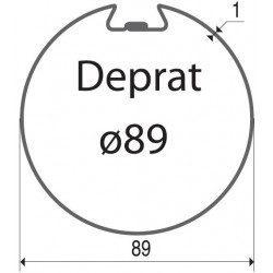 Bagues moteur volet roulant Gaposa XQ60 - Deprat 89