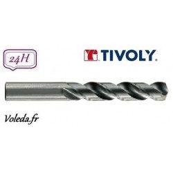 Foret à métaux HSS TSX Tivoly Ø10.2 133mm