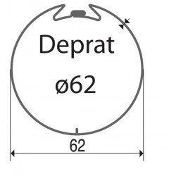 Bagues moteur volet roulant Gaposa XQ50 - Deprat 62