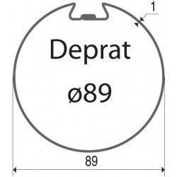 Bagues moteur volet roulant Gaposa XQ50 - Deprat 89